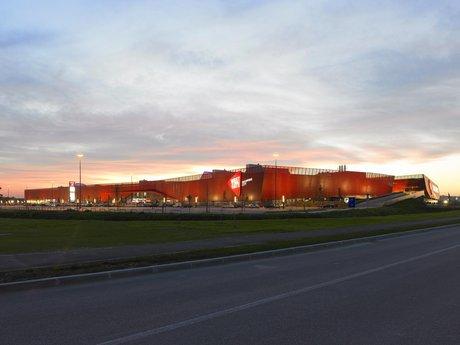 Westgate, Zagreb, HR
