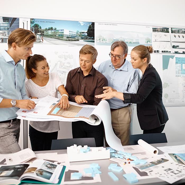 Analyse Nutzung Immobilien / Grundstück