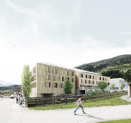 Multifunctional Village Center, Kaltenbach/Zillertal, AT